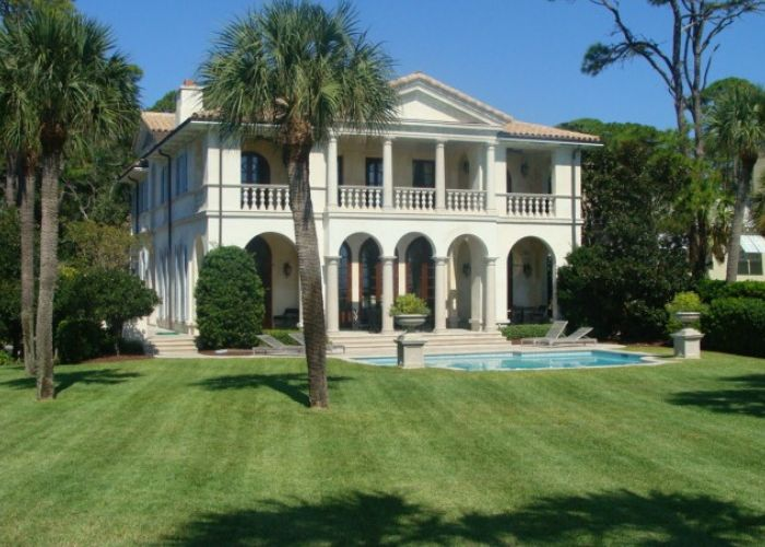 Residential maintenance Sea Island