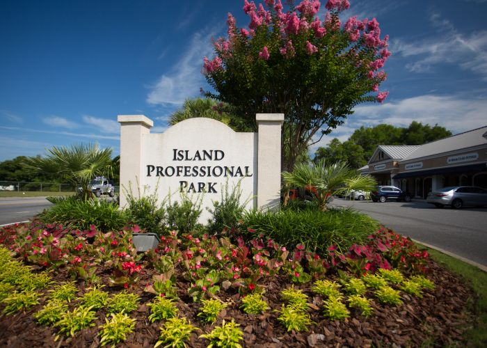 Commercial maintenance Island Professional Park