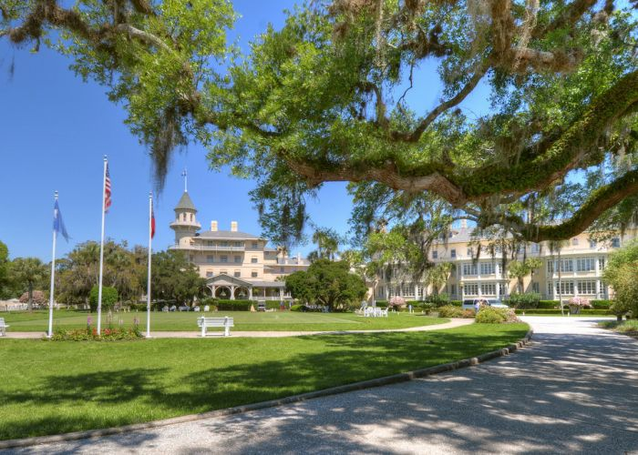 Commercial maintenance Jekyll Island Club